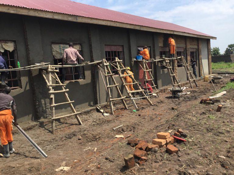 Renovatie St. Veronica Chapel Uganda